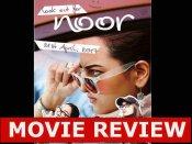 Review: ધીમી ફિલ્મમાં 'નૂર' પૂરે છે સોનાક્ષી સિન્હા