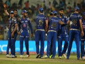 IPL 10:મુંબઈ અને પુણે સુપરજાઇન્ટ વચ્ચે ફાઇનલમાં પ્રવેશ માટે ટક્કર