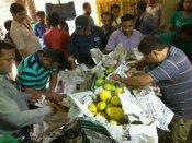 અમદાવાદઃ ઇથીનીલથી ફળો પકવતાં વેપારીઓ સામે કડક કાર્યવાહી