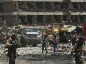 અફધાનિસ્તાનની રાજધાની કાબુલમાં રોકેટથી હુમલો, 90ની મોત