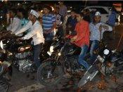 જામનગરમાં હાર્દિક પટેલનો વિરોધ, કાર પર ફેંકાયા ટામેટા
