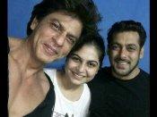 SRK-સલમાનની ગાઢ મિત્રતાનો પુરાવો છે આ....