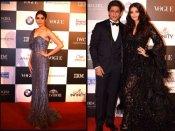 ઇવેન્ટની સ્ટાર હતી અનુષ્કા, લાઇમલાઇટ લઇ ગયા SRK-એશ!
