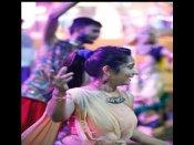 Navratri 2017 photos : ગૌરીઓના નખરાં ને ખેલૈયાઓના ઠાઠ