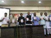 નર્મદાનું 90% કામ કોંગ્રેસની સરકારમાં થયું :શક્તિસિંહ ગોહિલ