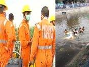 દિલ્હી: ગાઝીપુરમાં કચરાના પહાડ નીચે દબાઇને 2 લોકોનું મૃત્યુ