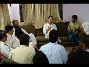 રાહુલ ગાંધી સાથેની મુલાકાત સકારાત્મક રહી: જીજ્ઞેશ મેવાણી