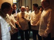 ASEAN: PM મોદી રાષ્ટ્રીય નેતાઓને શું સમજાવી રહ્યાં છે?