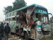 ભરૂચ:નબીપુર પાસે ગમખ્વાર અકસ્માત, 3ના અરેરાટી ભર્યા મોત