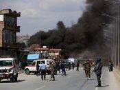 અફઘાનિસ્તાન: કાબુલમાં આત્મઘાતી હુમલો, 3ના મોત 1 ઘાયલ