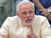 જજોની પ્રેસકોન્ફર્ન્સ પછી PM મોદીએ કરી કાનૂન મંત્રીથી મુલાકાત