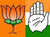 BJP-કોંગ્રેસ વચ્ચે ખરાખરીનો ખેલ, ફેબ્રૂઆરીમાં સ્થાનિક સ્વરાજની ચૂંટણી