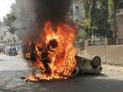 દલિત કાર્યકર્તા મૌત મામલે અમદાવાદમાં ભડકી હિંસા