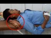 Viral Video :દર્દીનો પગ કાપી તેના જ માથા નીચે તકિયાની જેમ મૂક્યો