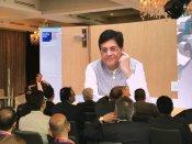 UK-India Week 2018: ભાજપ 2014 પહેલાના કોંગ્રેસ મોડેલને બદલી રહી છેઃ પિયુષ ગોયલ