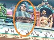 રામેશ્વર મંદિરમાં લગાવવામાં આવી ભૂતપૂર્વ રાષ્ટ્રપતિ એપીજે અબ્દુલ કલામની પ્રતિમા