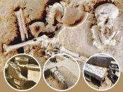બાગપતમાં મળ્યા મહાભારત યુગના 'શાહી' અવશેષો, તપાસમાં લાગી એક્સપર્ટની ટીમ