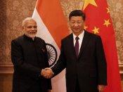 BRICS Summit 2018: જોહાનિસબર્ગમાં મળ્યા પીએમ મોદી અને ચીનના રાષ્ટ્રપતિ શી જિનપિંગ