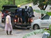#Thailand Cave rescue: ગુફામાંથી બહાર કઢાયા બધા 12 બાળકો અને કોચ