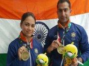 Asian Games 2018: અપૂર્વી ચંદેલા અને રવિ કુમારે ભારતને પહેલો મેડલ અપાવ્યો