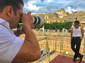 જ્યારે સુનિલ ગ્રોવર માટે સલમાન ખાન બન્યો ફોટોગ્રાફર