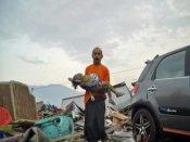 ઇન્ડોનેશિયા: ભૂકંપ અને સુનામીથી અત્યારસુધી 832 લોકોની મૌત