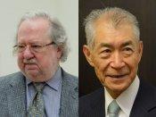 કેન્સર થેરેપીની શોધ માટે મેડિસિનમાં બે વૈજ્ઞાનિકોને નોબેલ પુરસ્કાર