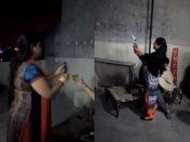 Video: ફટાકડાને બદલે ગોળીઓ ચલાવીને આ પરિવારને મનાવી દિવાળી
