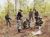 છત્તીસગઢઃ સુરક્ષાદળે 8 નક્સલવાદીઓને ઠાર માર્યા, 2 જવાન શહીદ