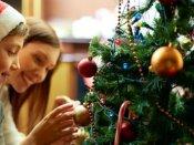 ઘર પર ક્રિસમસ ટ્રી લગાવવાથી દૂર થાય છે આ વાસ્તુ દોષ
