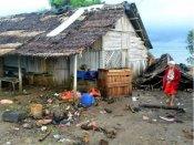 ઈંડોનેશિયામાં વિનાશકારક સુનામી, અત્યાર સુધીમાં 168 લોકોએ જીવ ગુમાવ્યા