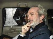 ઓગસ્ટા વેસ્ટલેન્ડઃ વચેટિયો મિશેલ 26 ફેબ્રુઆરી સુધીની ન્યાયિક કસ્ટડીમાં