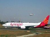 સ્પાઈસજેટ વિમાનના મુસાફરની બેગમાં મળ્યા .22 બોરના 22 જીવતા કારતૂસ