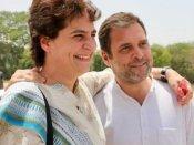 રાહુલ ગાંધીની નાગરિકતા વિવાદ પર બોલ્યાં પ્રિયંકા, કહ્યું- આ શું બકવાસ છે?