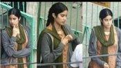 'રુહીઅફઝા'ના સેટ પરથી જ્હાન્વી કપૂરના ફોટો વાયરલ, સિંપલ લુકમાં જોવા મળી