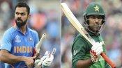 વર્લ્ડ કપ 2019: ભારત-પાકિસ્તાન મેચમાં સટ્ટા બજાર ગરમ, જાણો કોણ જીતી રહ્યું છે