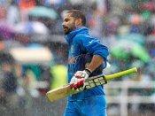 ICC World Cup 2019: ભારતીય ટીમને મોટો ફટકો, ઘાયલ ગબ્બર ત્રણ અઠવાડિયા માટે બહાર