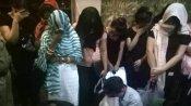 નોઈડા: સ્પા સેન્ટરમાં સેક્સ રેકેટ, 35 યુવક-યુવતીઓની ધરપકડ