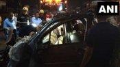 મહારાષ્ટ્રઃ પૂણેમાં ટ્રક અને કાર વચ્ચે ભીષણ ટક્કર, 9 લોકોના મોત