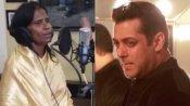 લતા મંગેશકરની જેમ ગાતી રાનૂ હવે નહિ રહે રેલવે સ્ટેશન પર, સલમાન આપશે 50 લાખનું ઘર!