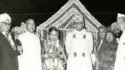કાશ્મીરના જમાઈ બાબુ કહેવાતા હતા અરુણ જેટલી, જુઓ તેમના લગ્નના ફોટા