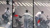 ગુજરાતમાં હેલ્મેટ ચોરી કરતા વ્યક્તિનો વીડિયો વાયરલ