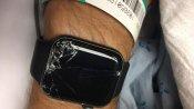 Apple સ્માર્ટ વોચને કારણે આ વ્યક્તિના પિતાની જિંદગી બચી