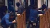 Video: પત્ની માટે ચાર હથિયારબંધ બદમાશો સાથે લડી ગયો