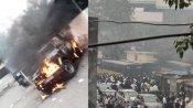 Pics: દિલ્હીની તીસ હઝારી કોર્ટમાં પોલિસ-વકીલો વચ્ચે હિંસા, પત્રકારો સાથે પણ મારપીટ