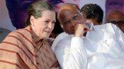 મહારાષ્ટ્રઃ દિલ્લીમાં આજે કોંગ્રેસ અને એનસીપી નેતાઓની બેઠક, સરકાર બનાવવા અંગે થશે ચર્ચા
