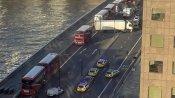 લંડન બ્રિજ પર થયેલી ચાકૂબાજીને આતંકવાદી ઘટના ઘોષિત કરાઈ, 1નુ મોત