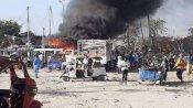 સોમાલિયાની રાજધાનીમાં આત્મઘાતી હુમલો, વિસ્ફોટમાં 73 લોકોના મોત