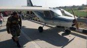ગાઝિયાબાદ ઇસ્ટર્ન પેરિફેરલ એક્સપ્રેસ વે પર ચાર્ટર્ડ વિમાનનું ઇમરજન્સી લેન્ડિંગ