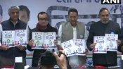 Delhi Assembly Elections 2020: કોંગ્રેસે પોતાનો ચૂંટણી ઢંઢેરો જાહેર કર્યો, જાણો શું શું વચન આપ્યા